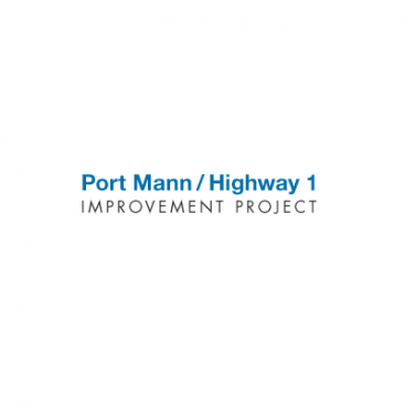 Port Mann logo