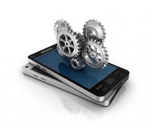 mobile phone application development